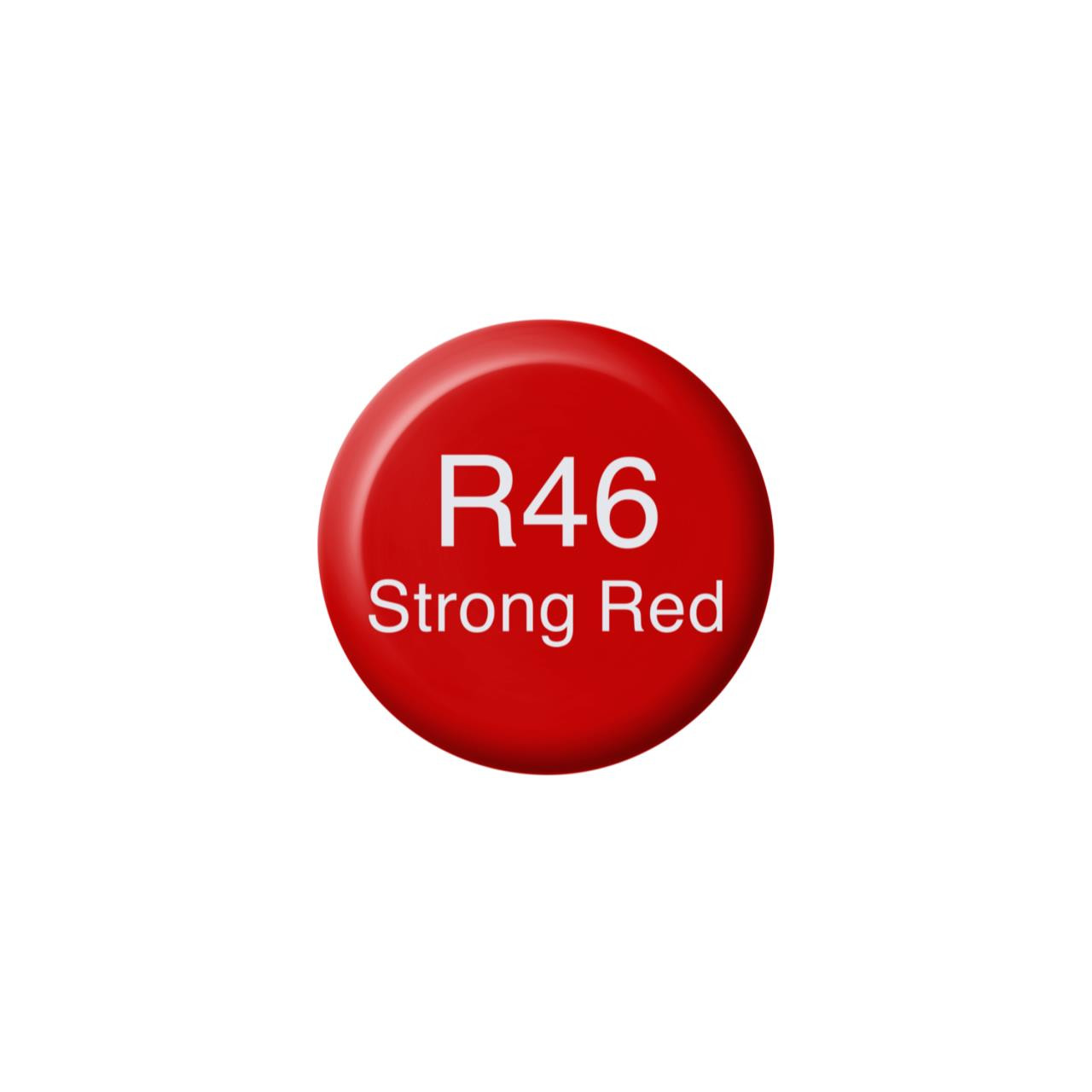 R46 Strong Red, Copic Ink - 4511338057599