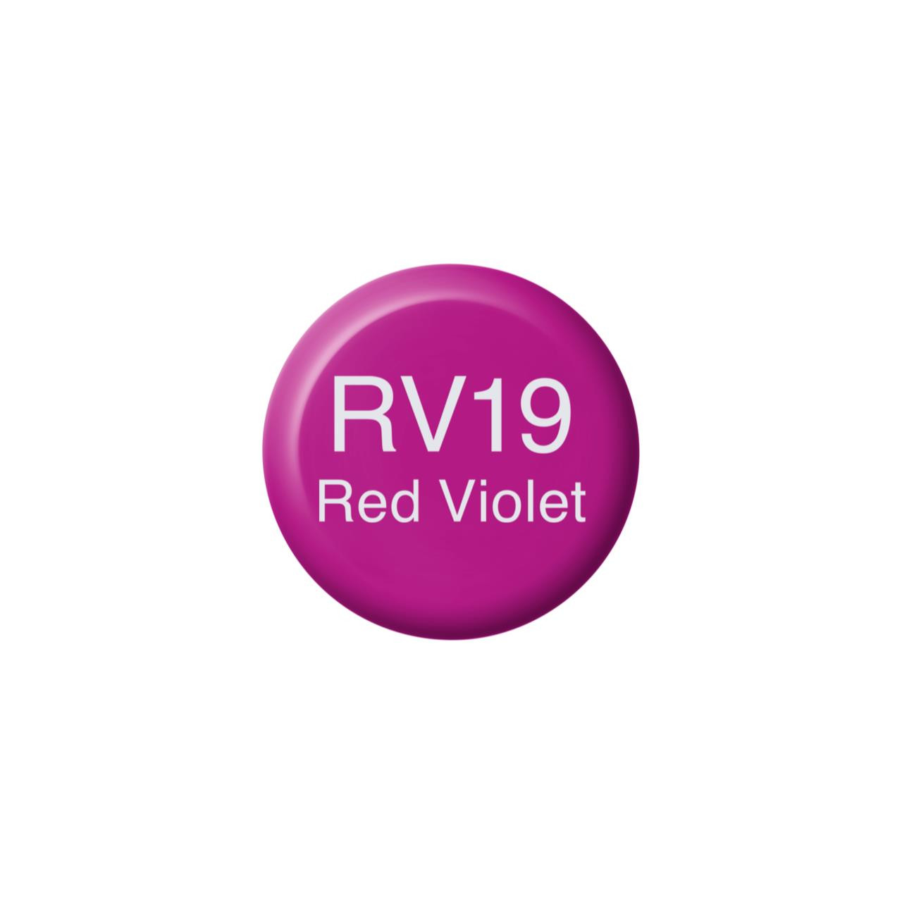 RV19 Red Violet, Copic Ink - 4511338057780