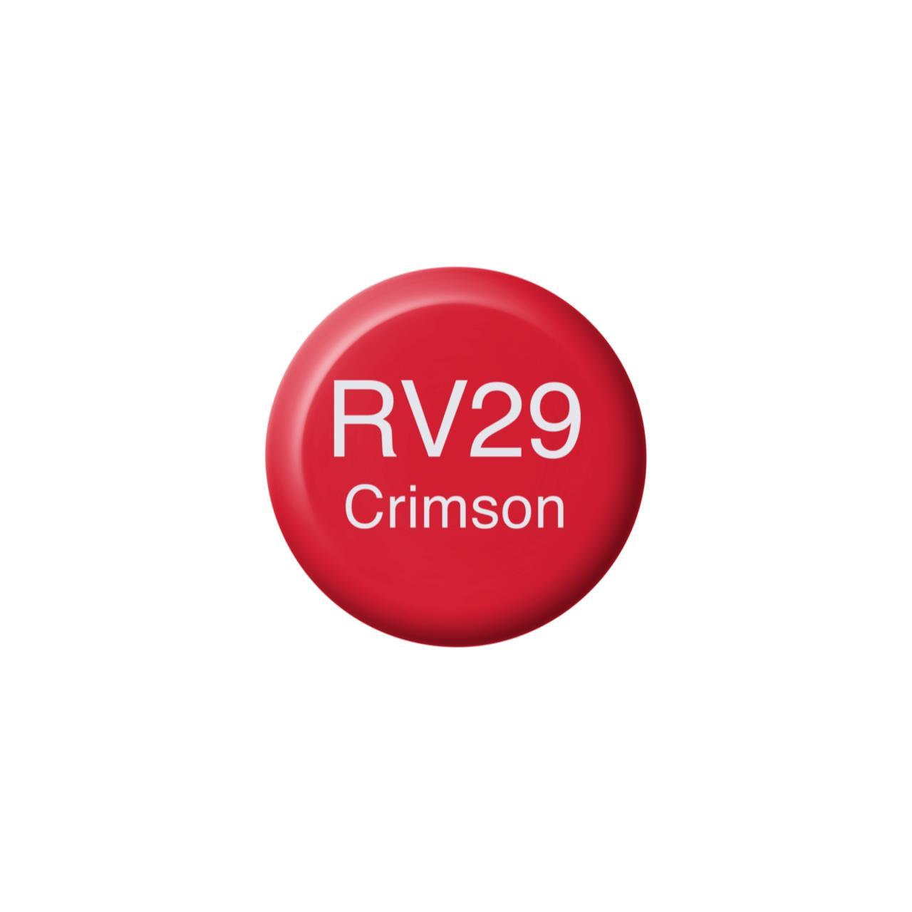 RV29 Crimson, Copic Ink - 4511338057827