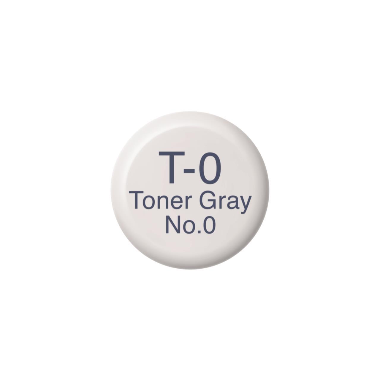 T0 Toner Gray 0, Copic Ink - 4511338055540