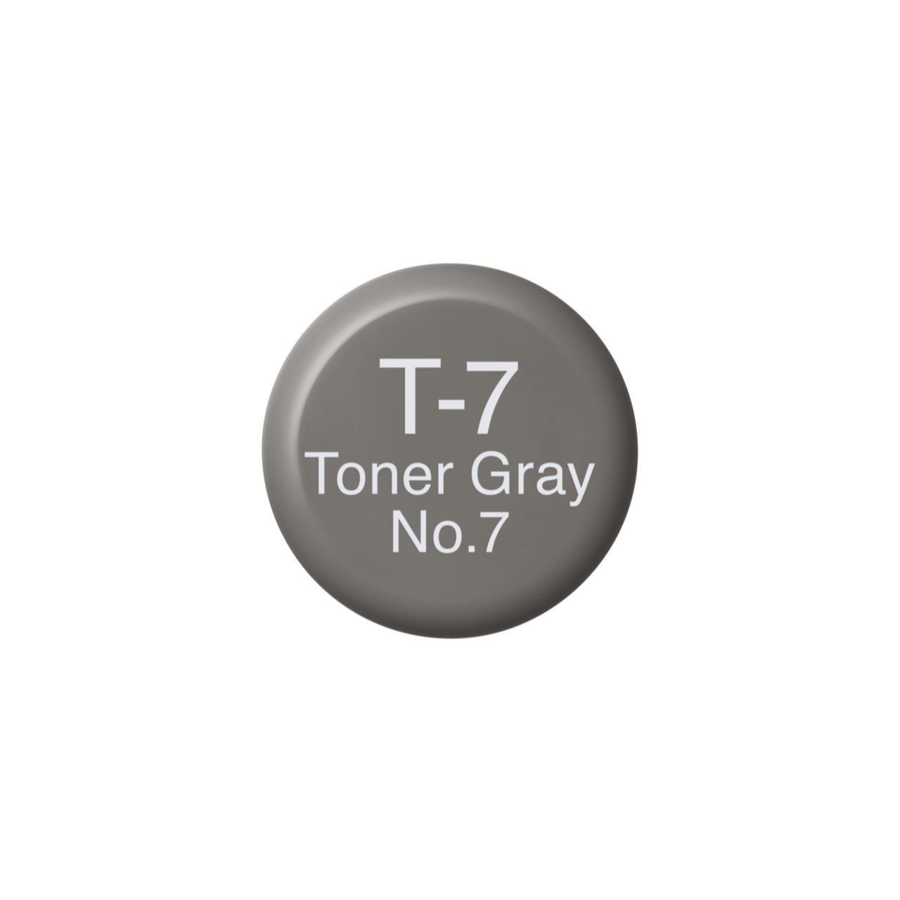 T7 Toner Gray 7, Copic Ink - 4511338055618