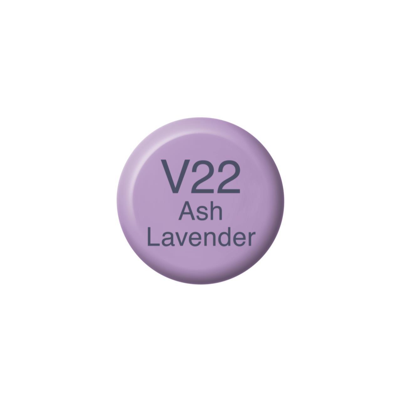 V22 Ash Lavender, Copic Ink - 4511338058060
