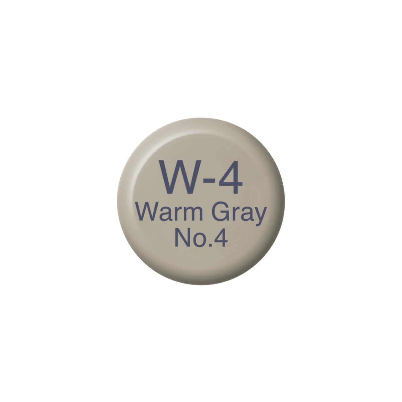 W4 Warm Gray 4, Copic Ink - 4511338055700