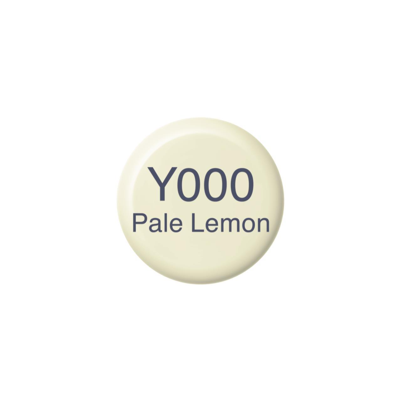 Y000 Pale Lemon, Copic Ink - 4511338058145