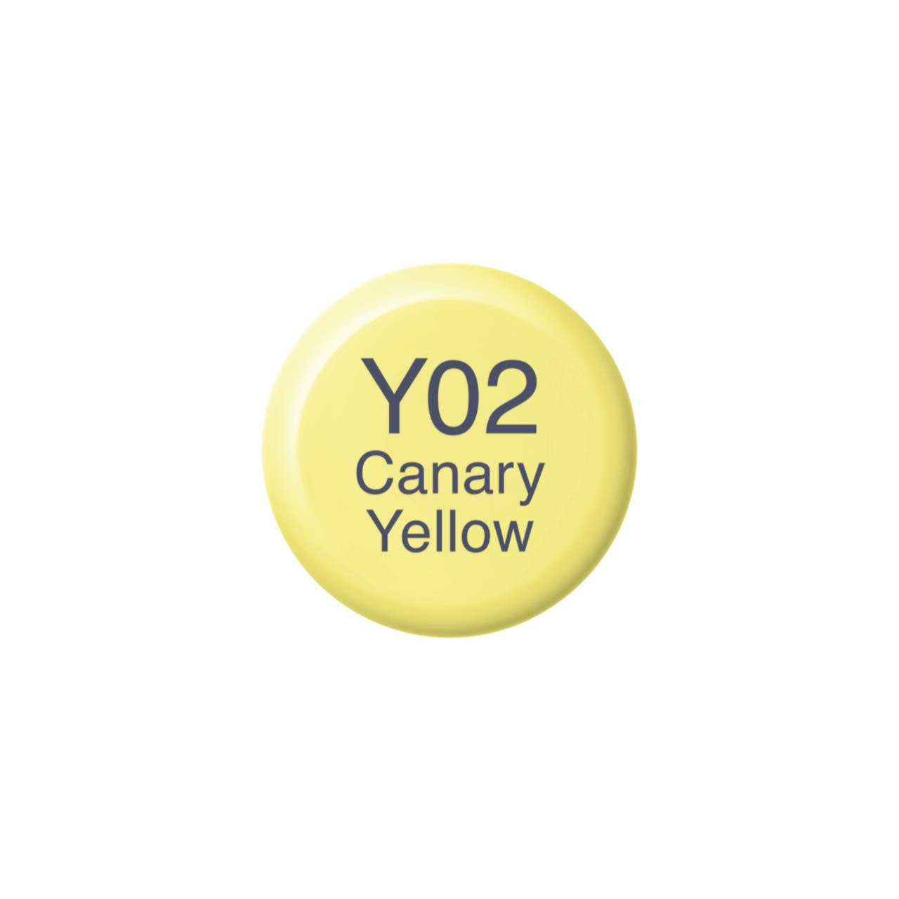 Y02 Canary Yellow, Copic Ink - 4511338058169