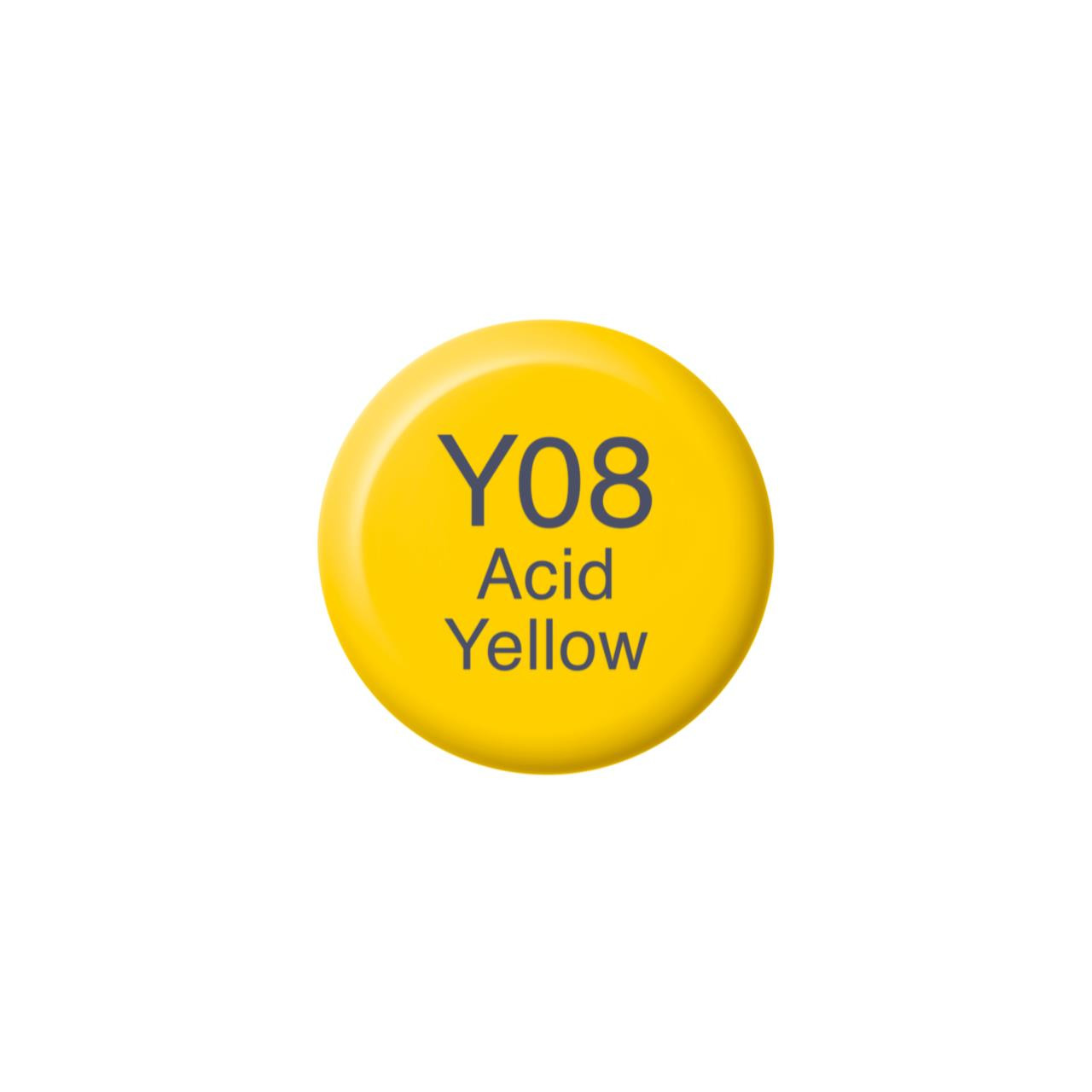 Y08 Acid Yellow, Copic Ink - 4511338058190