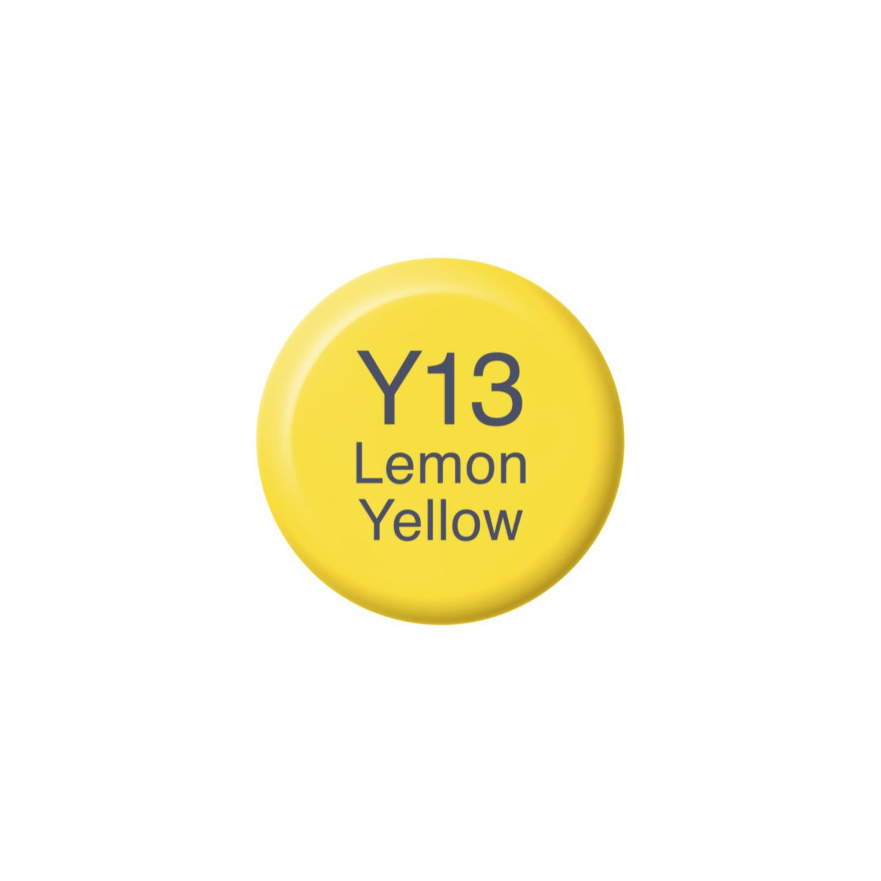 Y13 Lemon Yellow, Copic Ink - 4511338058213