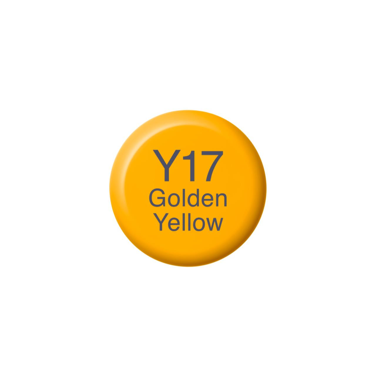 Y17 Golden Yellow, Copic Ink - 4511338058237