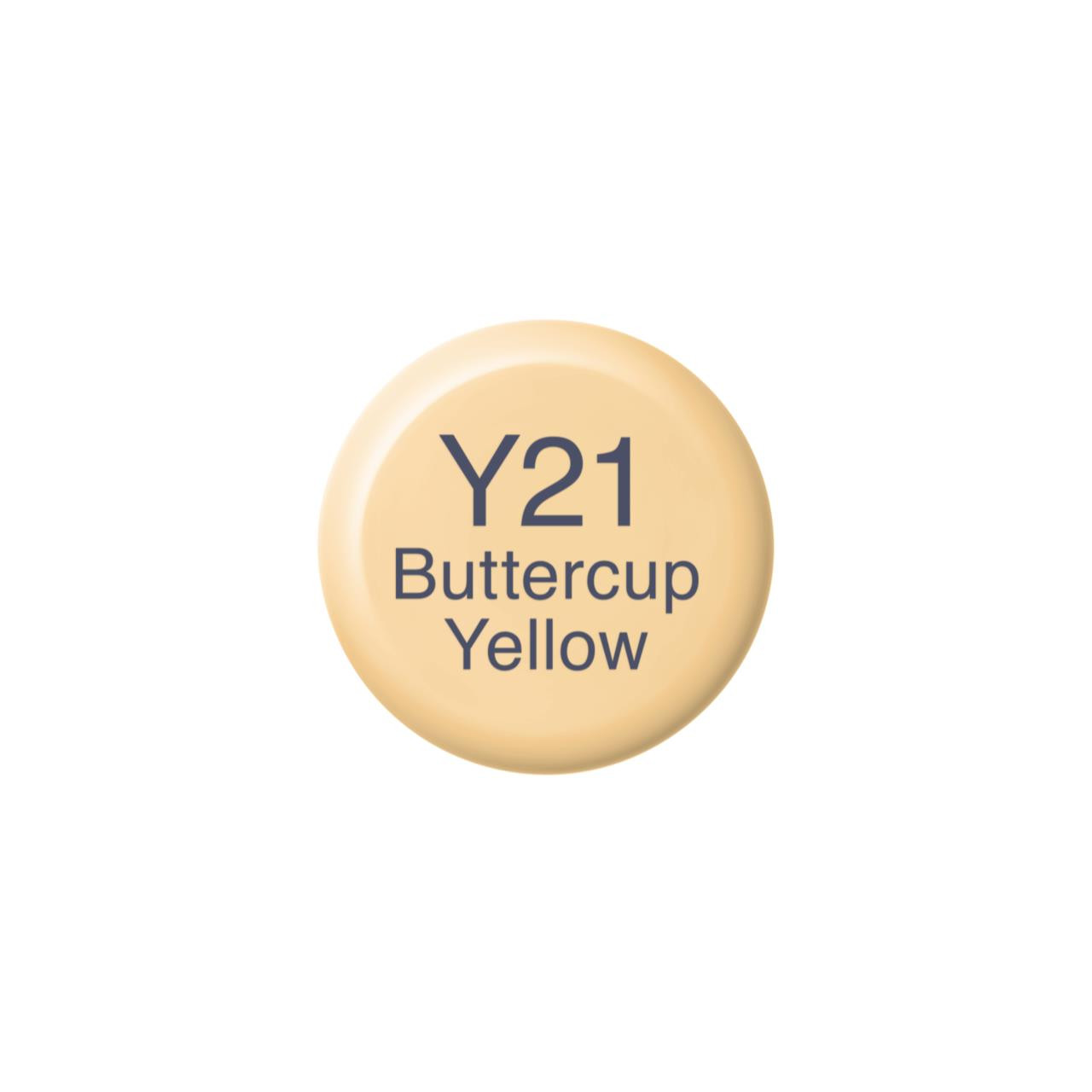 Y21 Buttercup Yellow, Copic Ink - 4511338058268