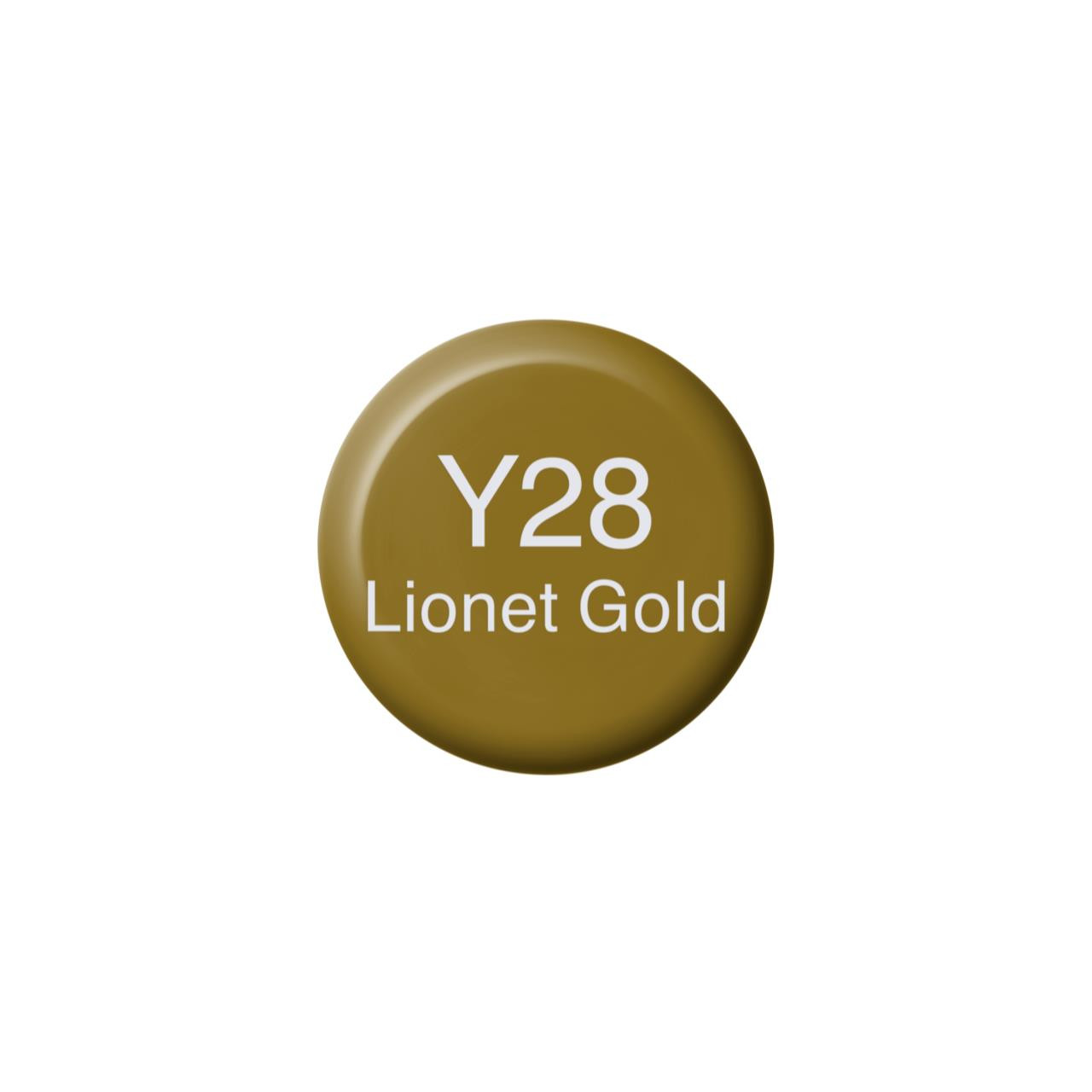 Y28 Lionet Gold, Copic Ink - 4511338058299