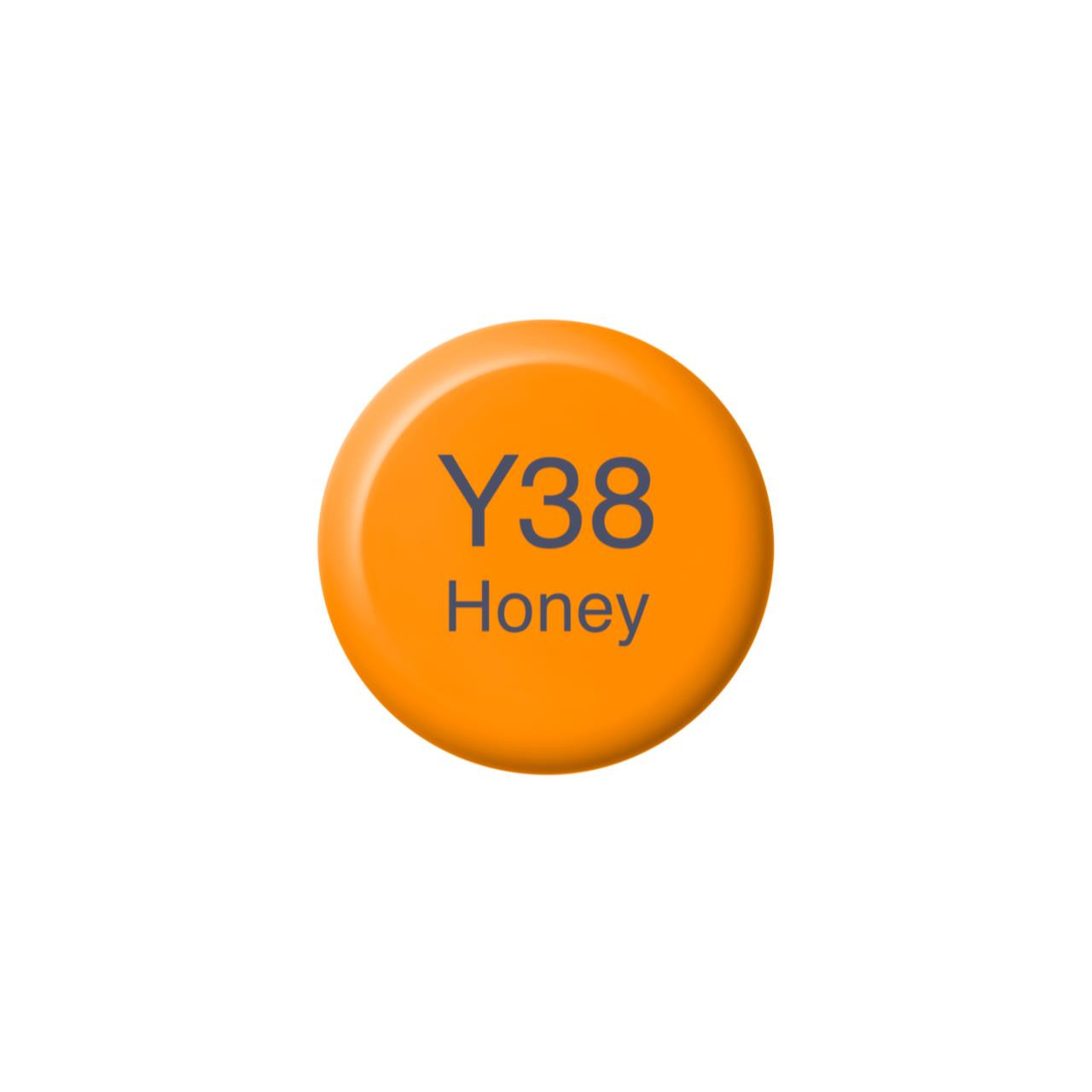 Y38 Honey, Copic Ink - 4511338058329
