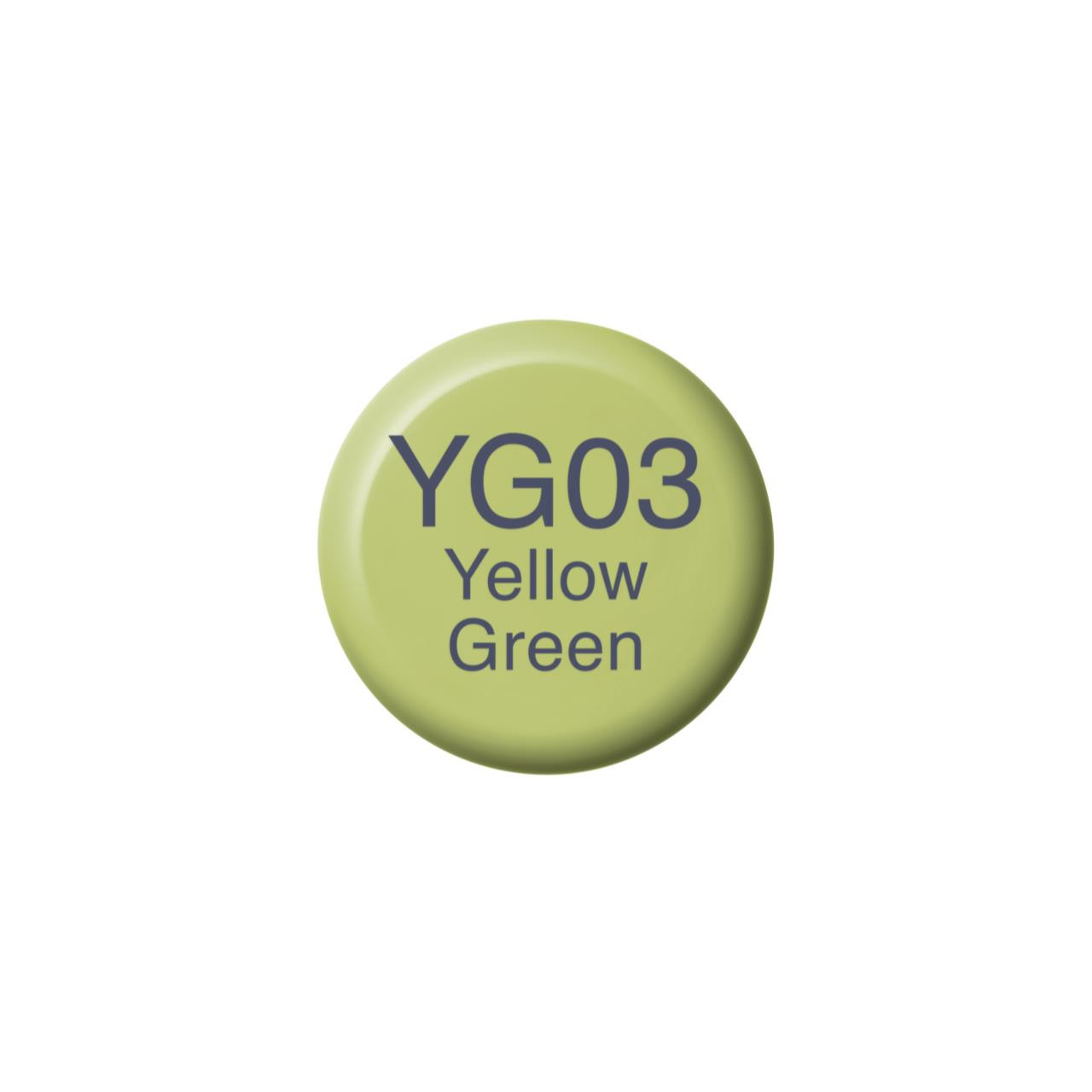 YG03 Yellow Green, Copic Ink - 4511338058367