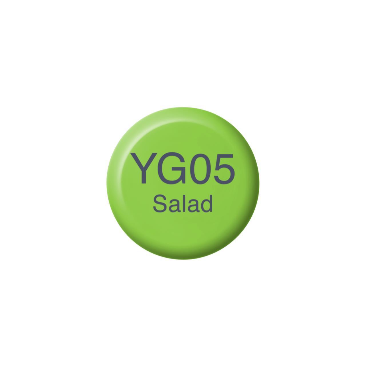 YG05 Salad, Copic Ink - 4511338058374