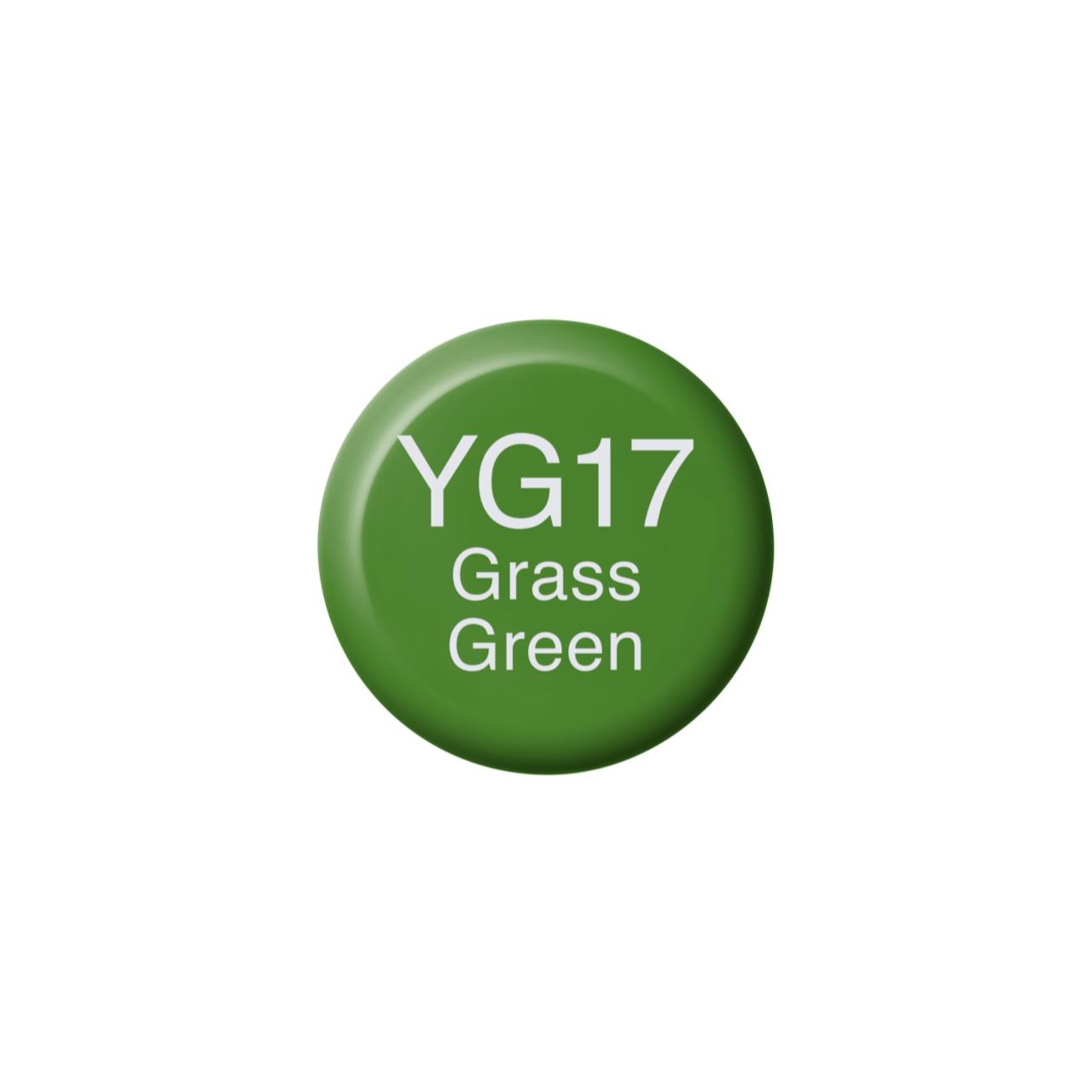 YG17 Grass Green, Copic Ink - 4511338058435