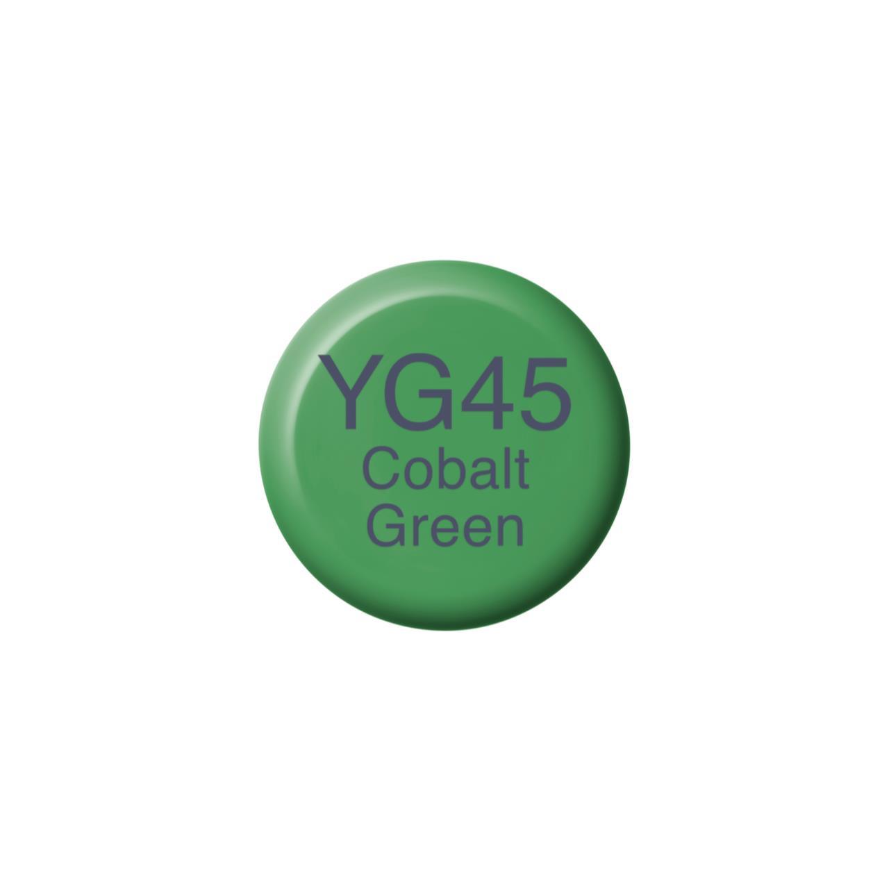 YG45 Cobalt Green, Copic Ink - 4511338058480