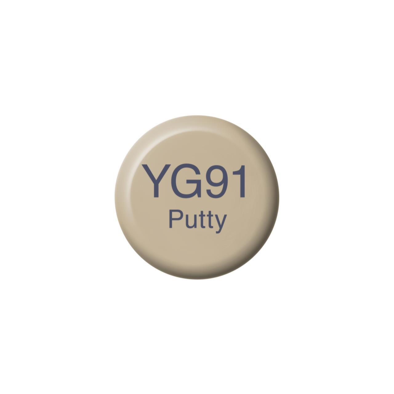 YG91 Putty, Copic Ink - 4511338058527