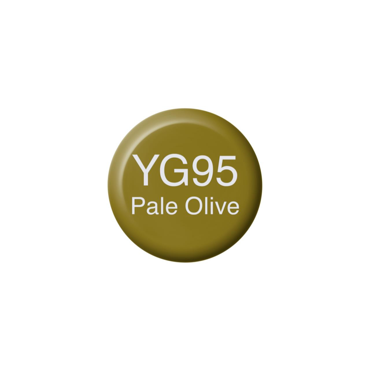 YG95 Pale Olive, Copic Ink - 4511338058541