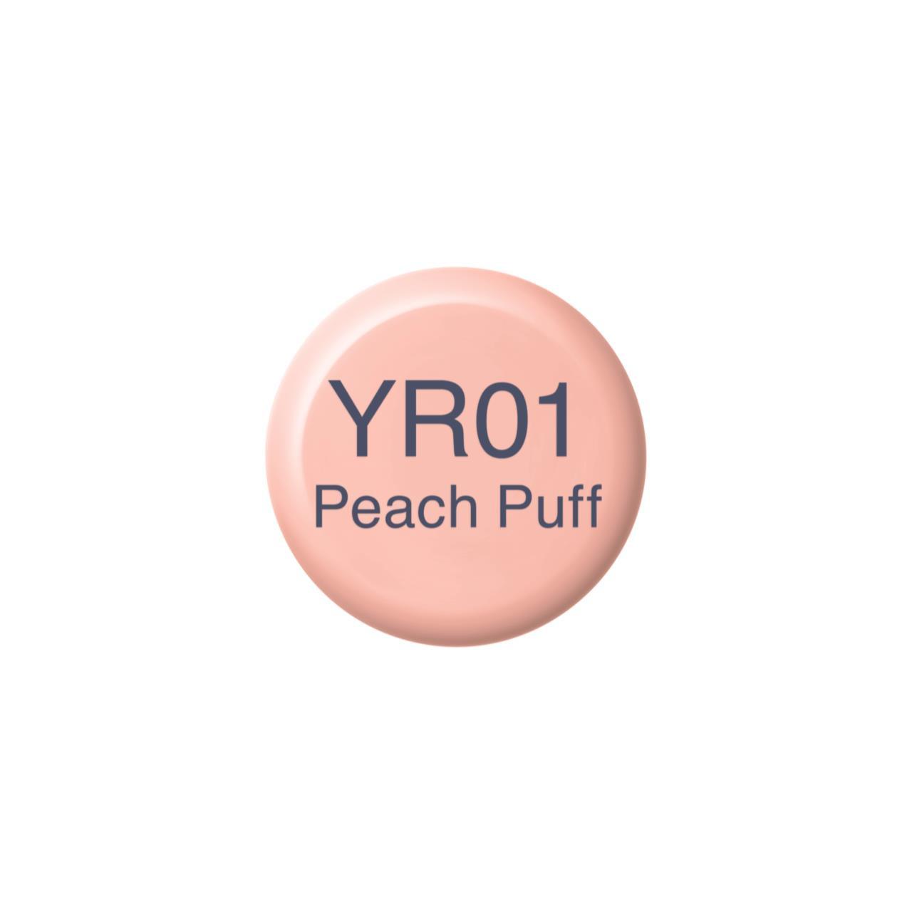 YR01 Peach Puff, Copic Ink - 4511338058602
