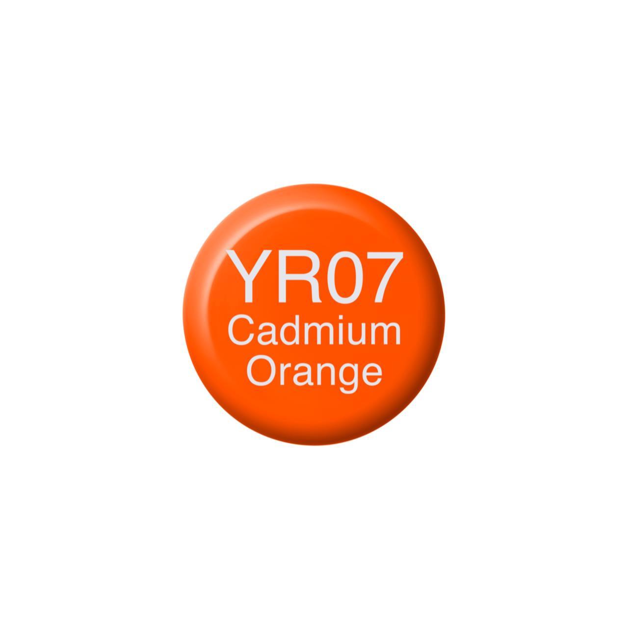 YR07 Cadium Orange, Copic Ink - 4511338058633