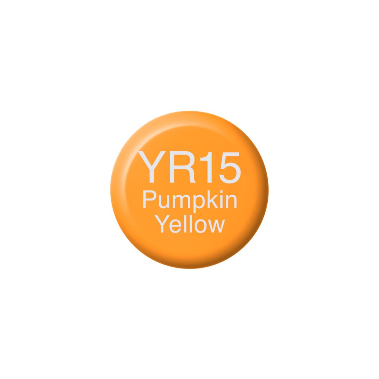 YR15 Pumpkin Yellow, Copic Ink - 4511338058671