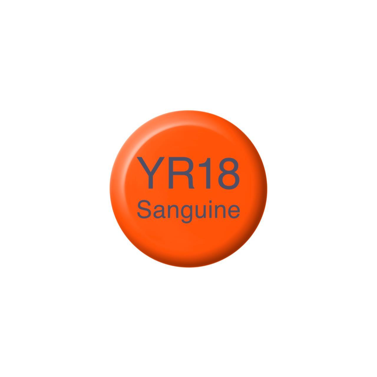 YR18 Sanguine, Copic Ink - 4511338058695