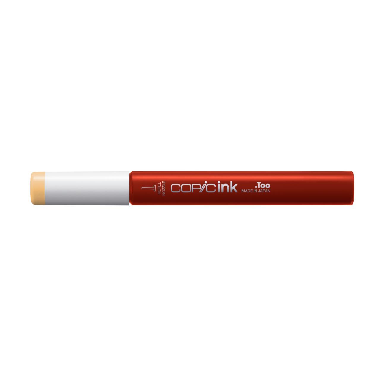 YR21 Cream, Copic Ink - 4511338058718