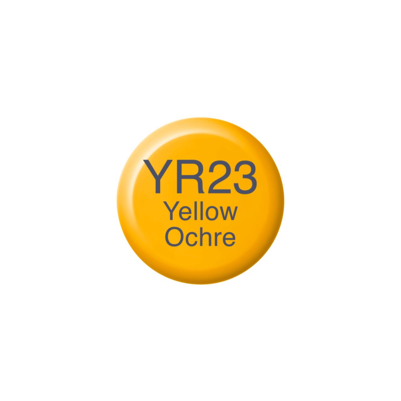 YR23 Yellow Ochre, Copic Ink - 4511338058725