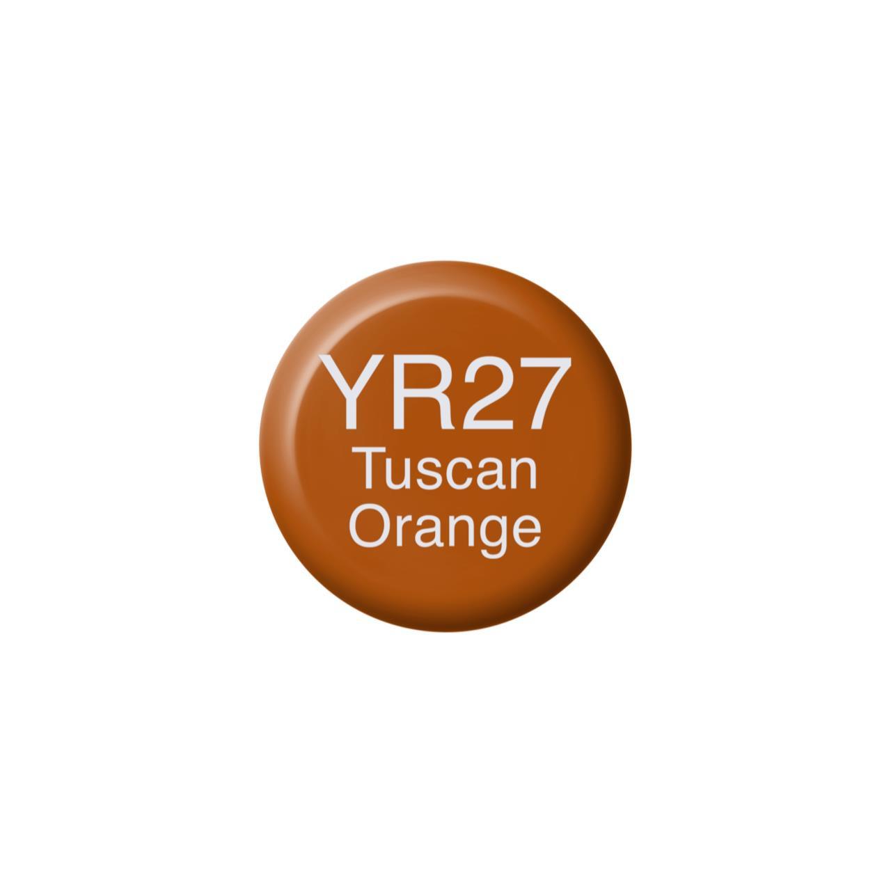 YR27 Tuscan Orange, Copic Ink - 4511338058749