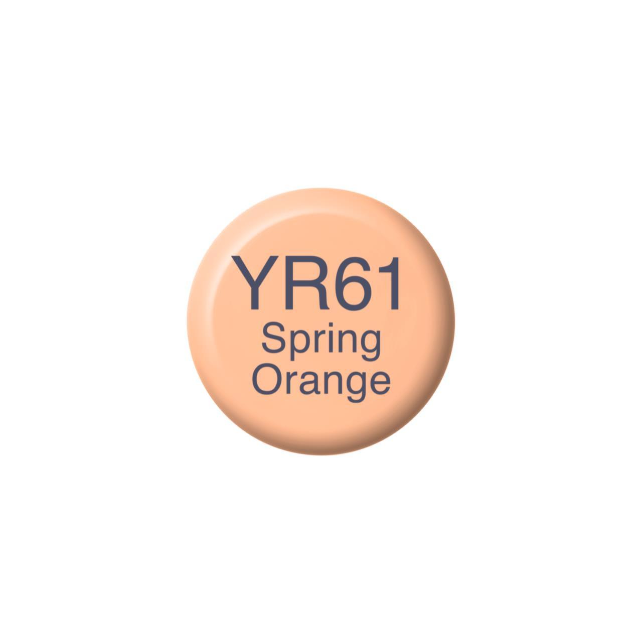 YR61 Spring Orange, Copic Ink - 4511338058770