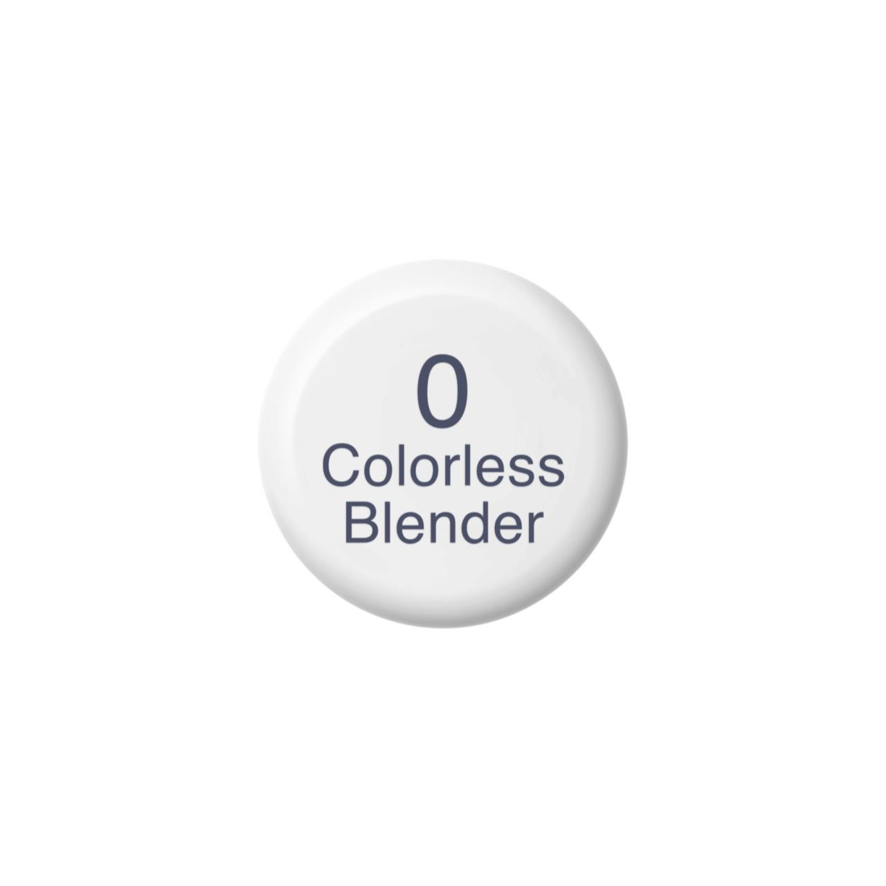 0 Colorless Blender, Copic Ink - 4511338055779