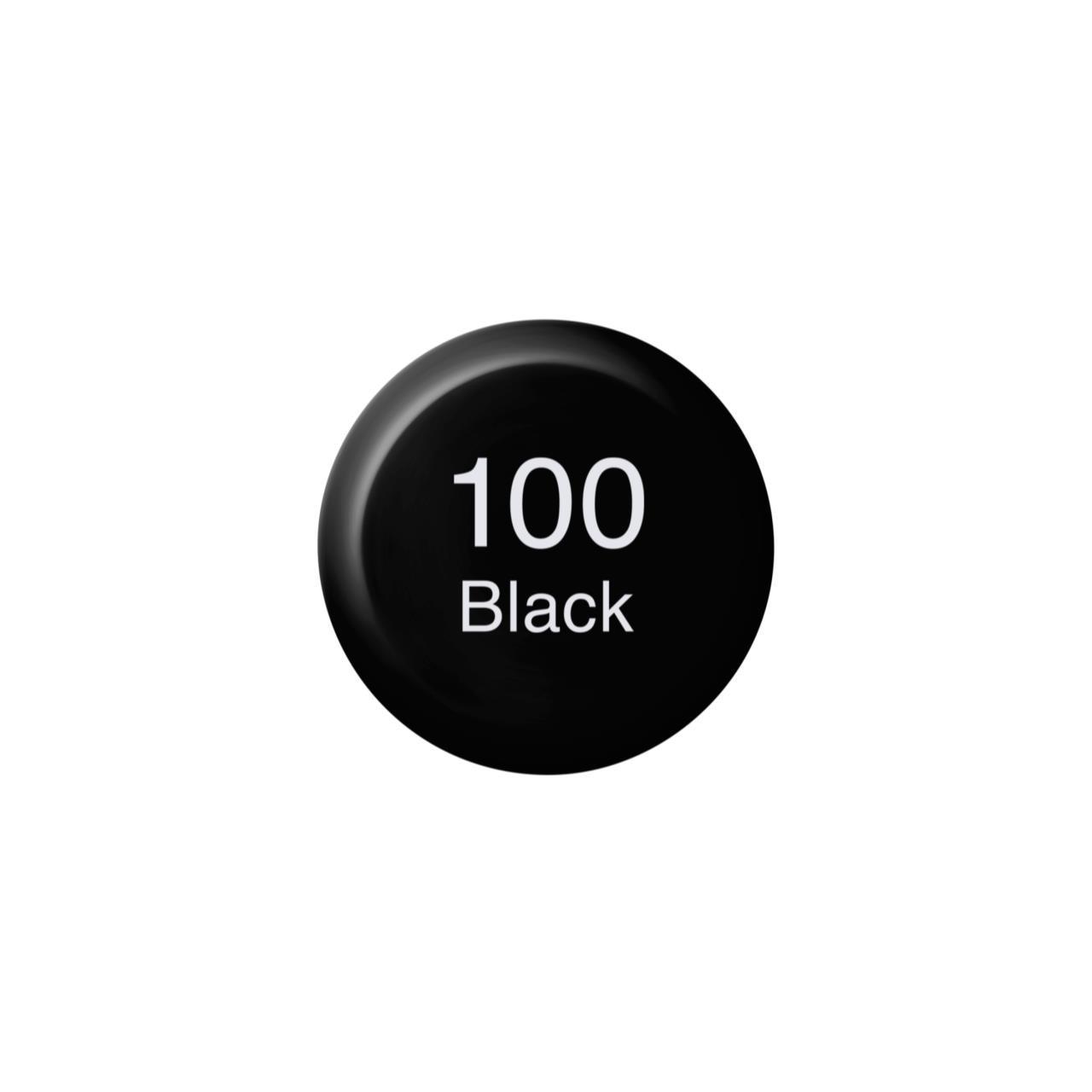 100 Black, Copic Ink - 4511338055786