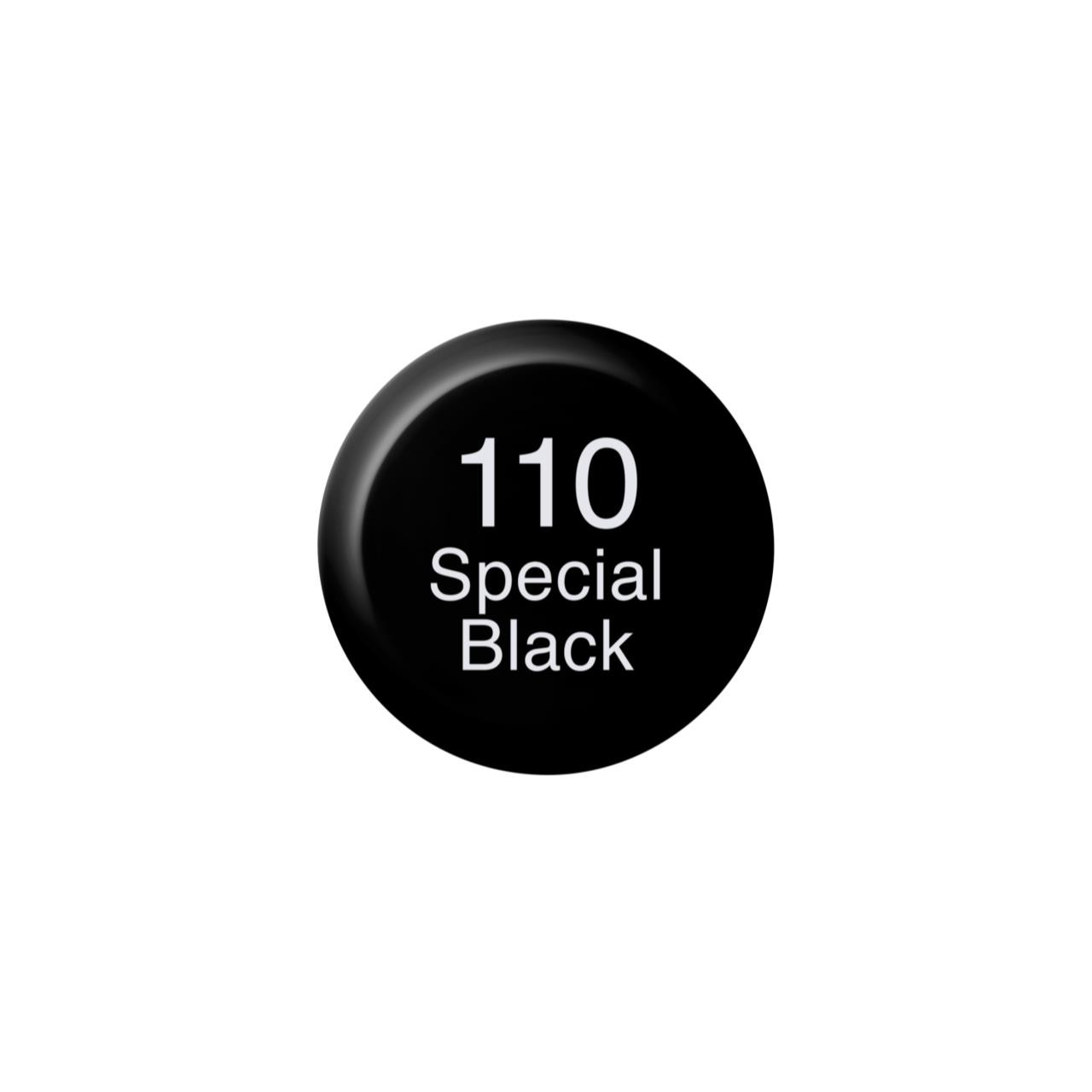 110 Special Black, Copic Ink - 4511338055793