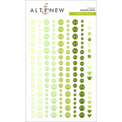 Tropical Forest, Altenew Enamel Dots - 737787258088