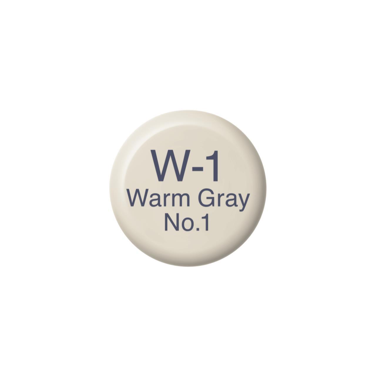 W1 Warm Gray 1, Copic Ink - 4511338055670