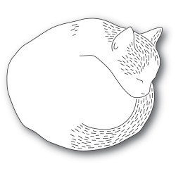 Whittle Cutie Cat, Poppystamps Dies -