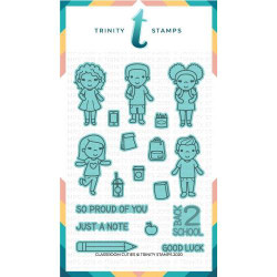 Classroom Cuties, Trinity Stamps Dies -