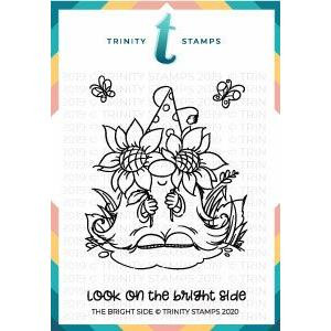The Bright Side, Trinity Stamps Clear Stamps -