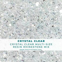 Crystal Clear, Trinity Stamps Embellishments -