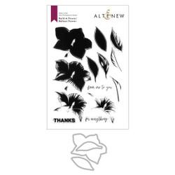 Build-A-Flower: Balloon Flower, Altenew Stamp & Die - 737787267820