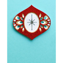 Twinkle Ornament Layer, Birch Press Design Dies -