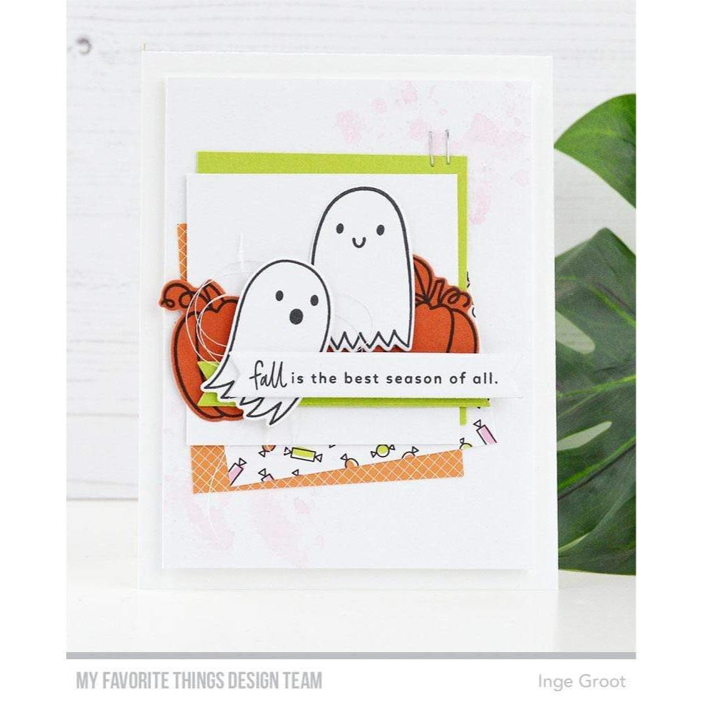 Creepy Confections, My Favorite Things Paper Pack - 849923036082