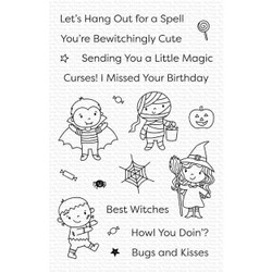 Boo Crew, My Favorite Things Clear Stamps - 849923036167