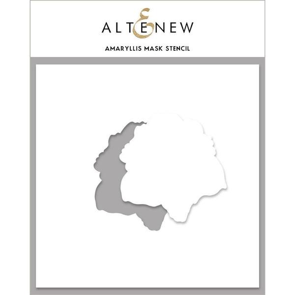 Amaryllis, Altenew Mask Stencil - 737787269480