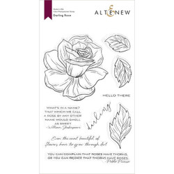 Darling Rose, Altenew Clear Stamps - 737787268049