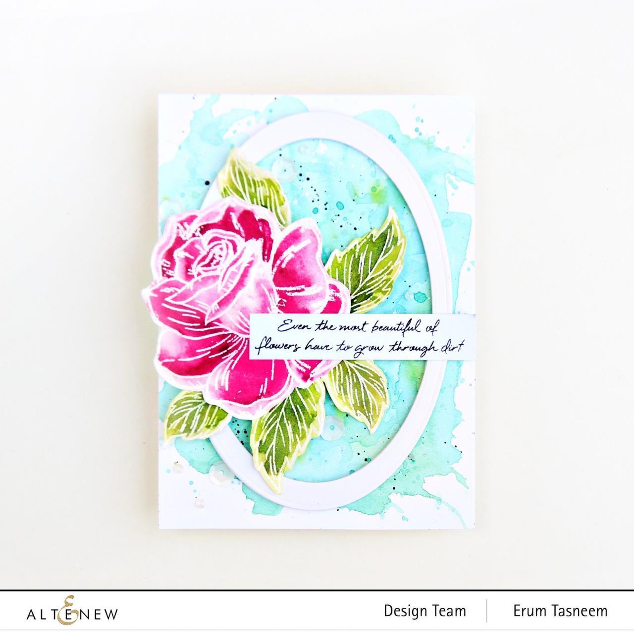 Darling Rose, Altenew Dies - 737787268056