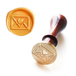 Wax Seal Stamp: With Love, Altenew - 737787263969