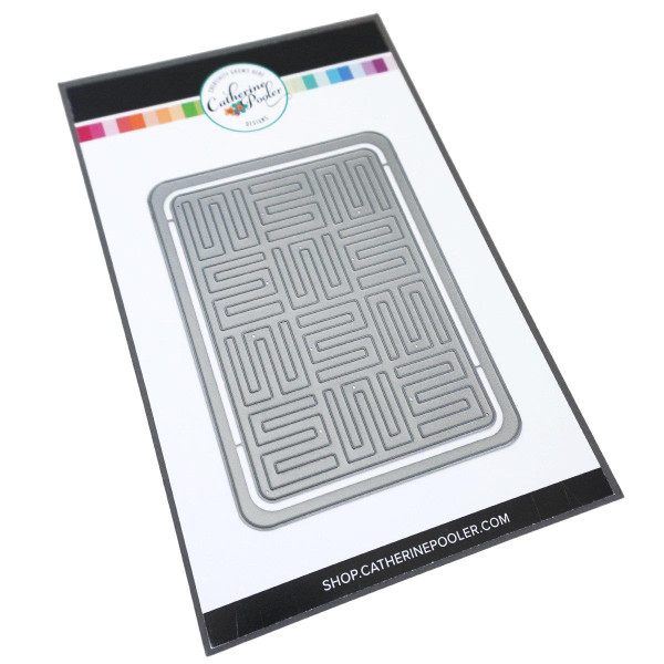 A-maze-ing Mini Cover Plate, Catherine Pooler Dies - 819447025060
