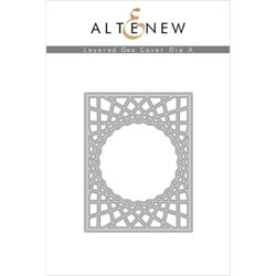 Layered Geo Cover A, Altenew Dies - 737787268360