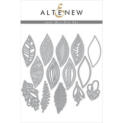 Leaf Mix, Altenew Dies - 737787268391