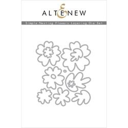 Simple Nesting Flowers, Altenew Dies - 737787268414